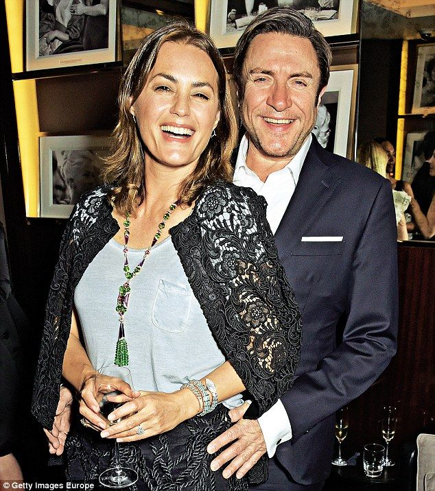 Simon and model wife Yasmin celebrate 30 years of wedlock this Christmas. They have three daughters: Amber, 25, Saffron, 23, and Tallulah, 20