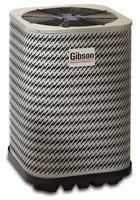 Gibson 2 Ton 15-17 Seer R410A A/C Air Conditioner Condenser -JS4BF-024KA