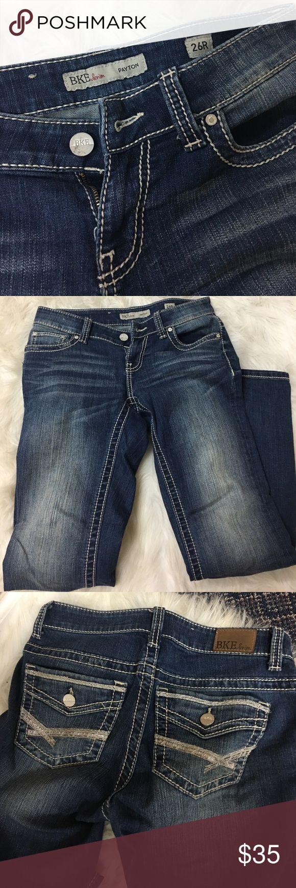 "School sale!! NWOT BKE Payton curvy jeans size 26 NWOT BKE Payton Curvy jeans size 26 inseam 31.5"" BKE Jeans"