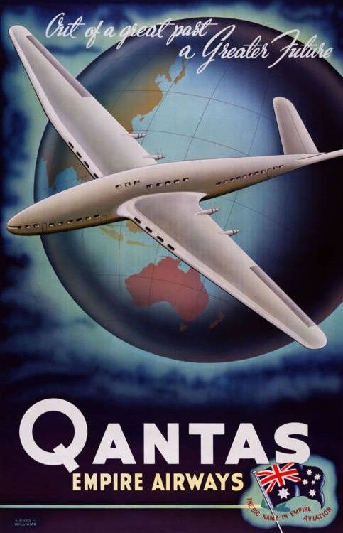 Image detail for -ATOMIC Cafe: Australian Travel Posters