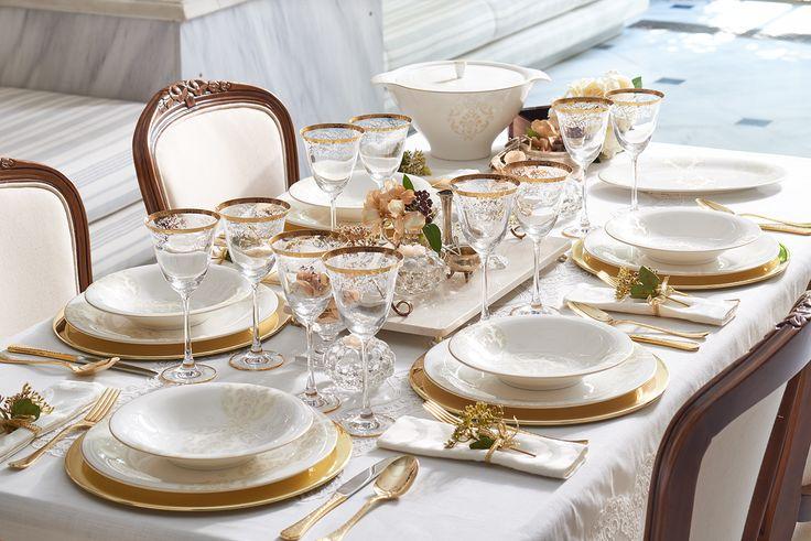 Royal Baroque Yemek Takımı