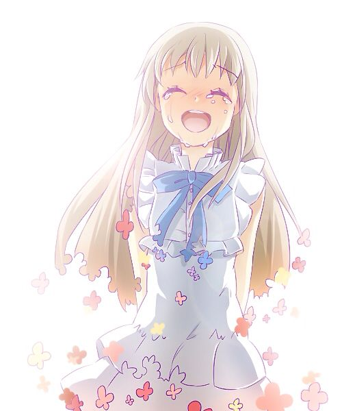Image Result For Anime Anohanaa