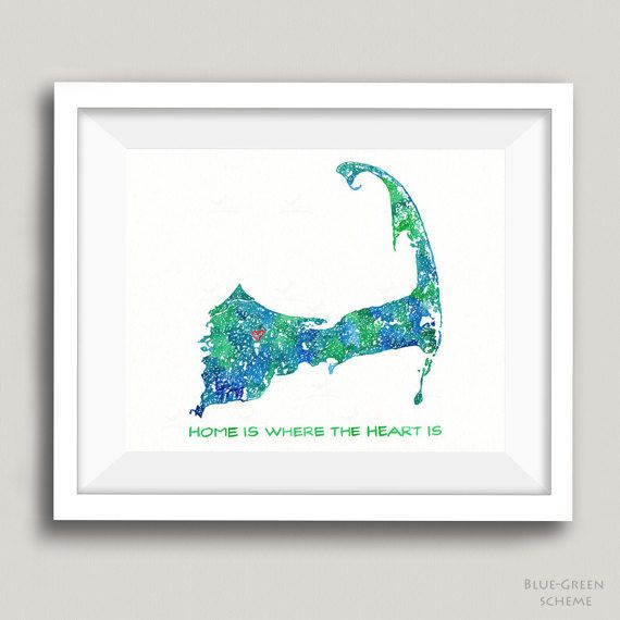 17 Best Ideas About Cape Cod Map On Pinterest