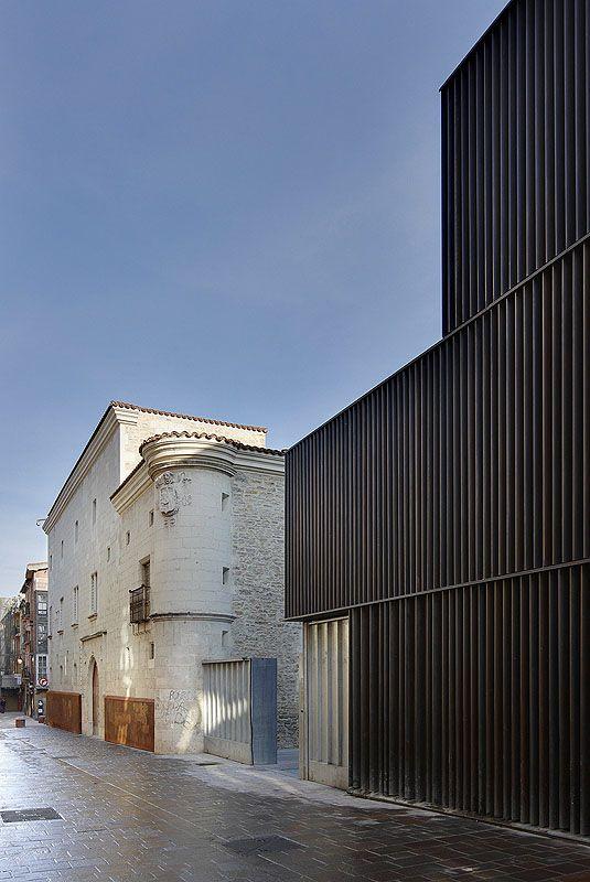 Bibat. Museo Fournier de Naipes. Vitoria-Gazteiz. Pais Vasco.