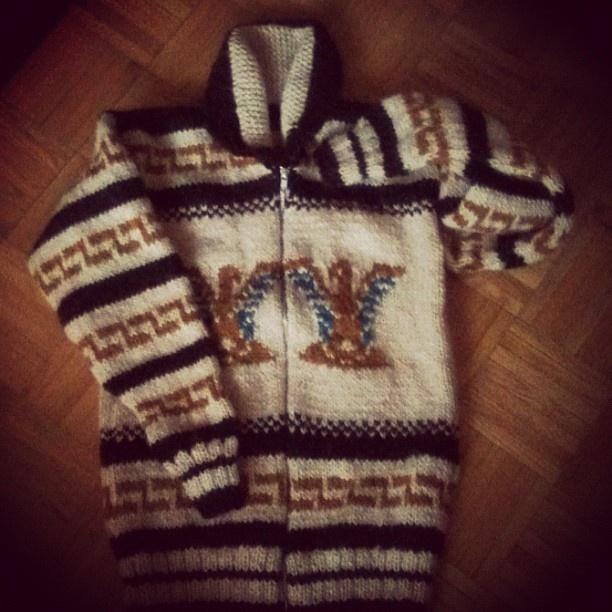 Thunderbird Sweater 93