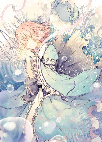Heroine | Amnesia #anime this is sooo beautiful!