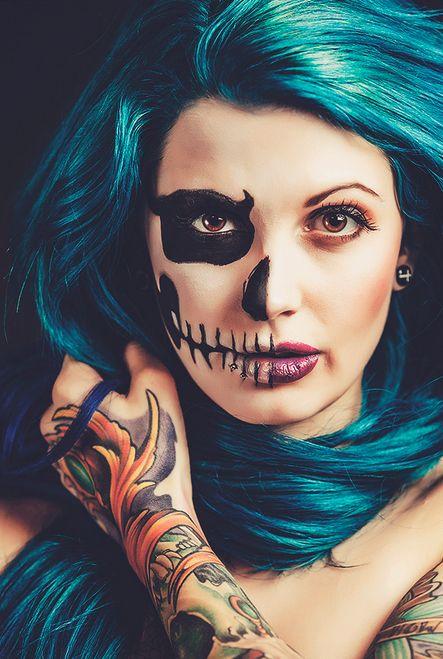 266 best Party makeup images on Pinterest Artistic make up