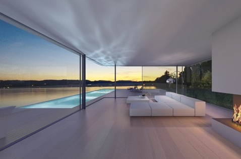 Private house in Mallorca, project by Weisser Architectur and Bau Ag _