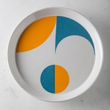 Pair of Plates by Gio Ponti