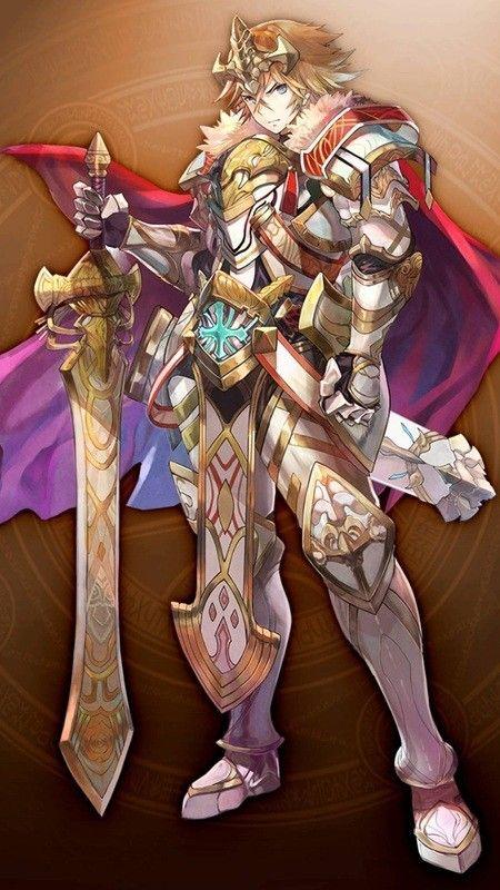 【グリムノーツ】星5剣王アーサーの評価とステータス - Gamerch