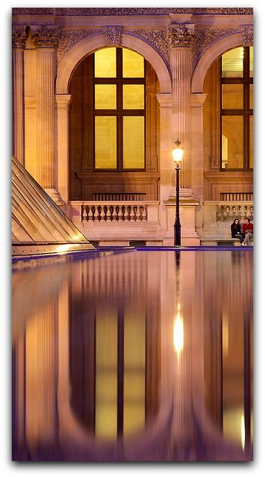 Louvre, Paris, France- Je T'aime Paris!  We Are With You.. LadyLuxuryDesigns