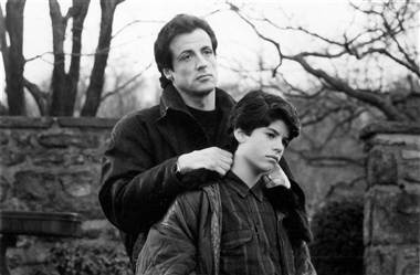 Sylvester Stallone Opens Up. Here He is With His Son, Sage. (Reuetrs)