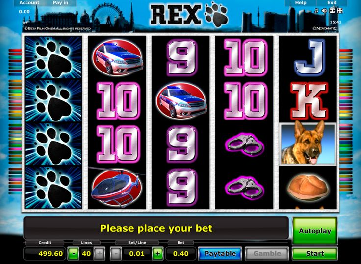 Novomatic Online Casino Games