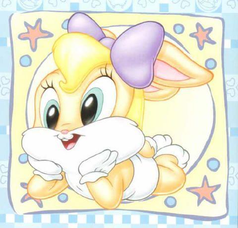 Lola Bunny bebe imagenes para imprimir - Imagenes y dibujos para imprimir-Todo en imagenes y dibujos