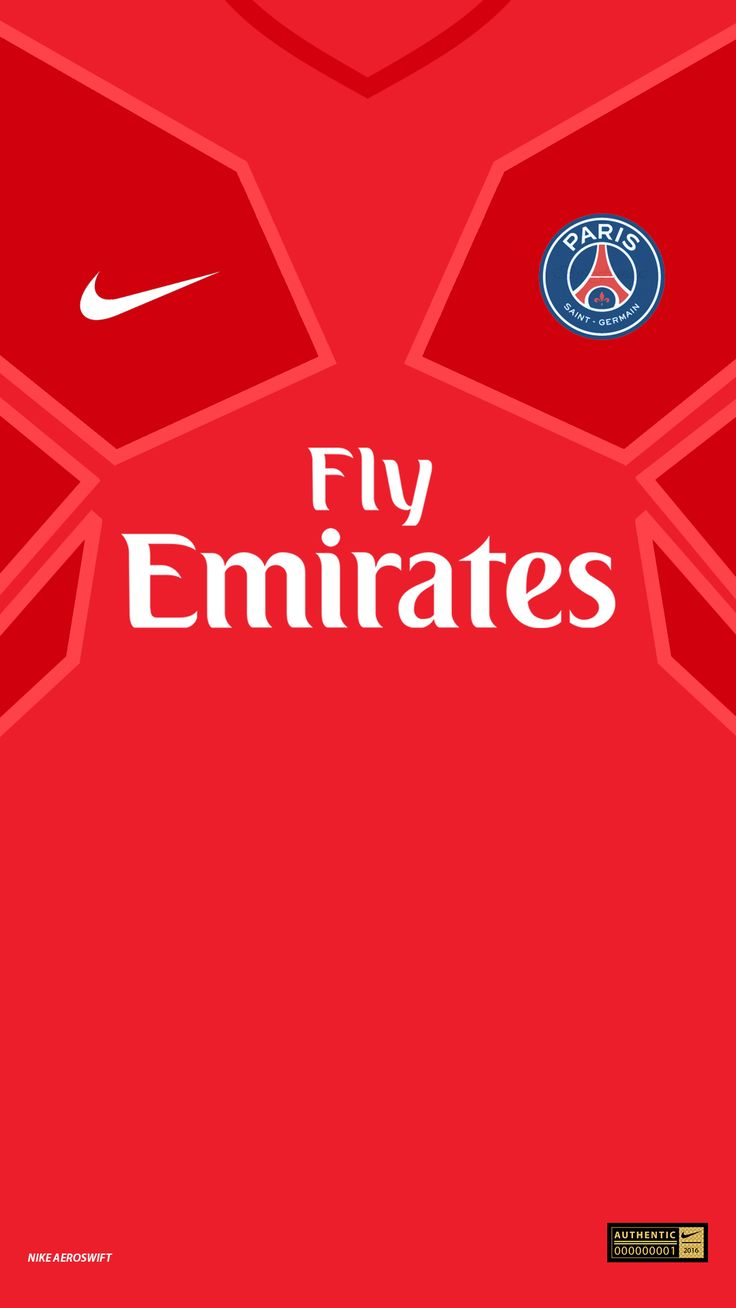 New away jersey from PSG 2016-17 made by me!