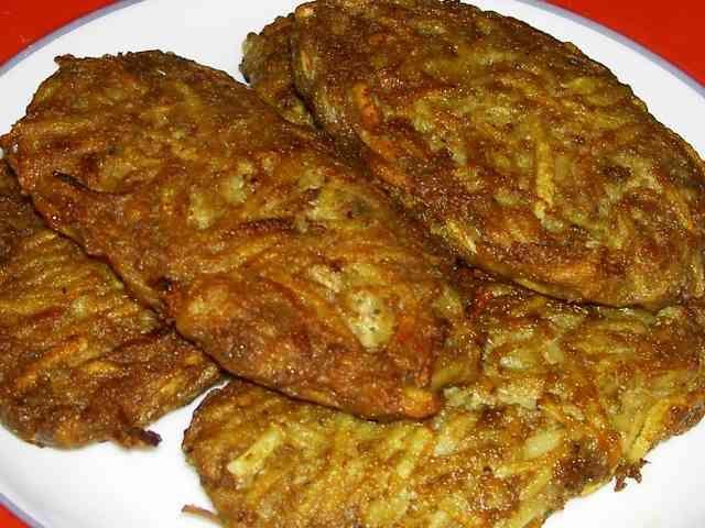 イラン料理 コトレット(その1)