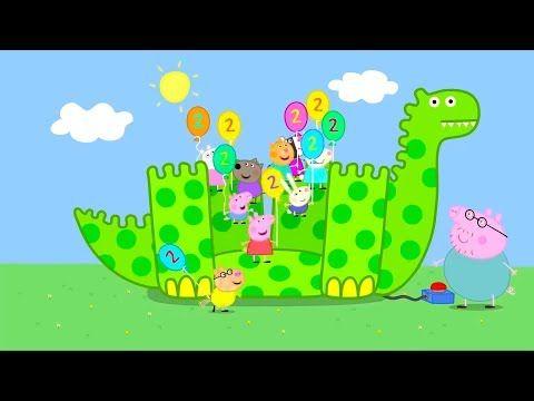 Peppa Pig English Full Episodes Compilation #15 - YouTube
