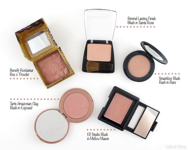 """Benefit Rockateur """"Dupes"""" - not exact matches but very close."""