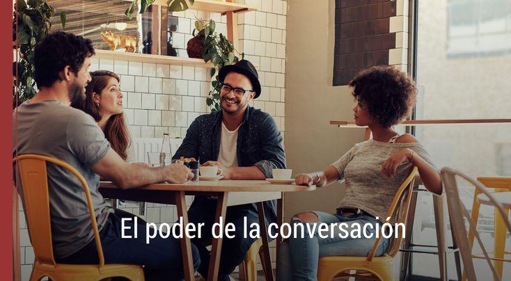 Al estar sumidos en una cultura digital y en un estado de constante conexión hemos dejado a un lado la conversación cara a cara.