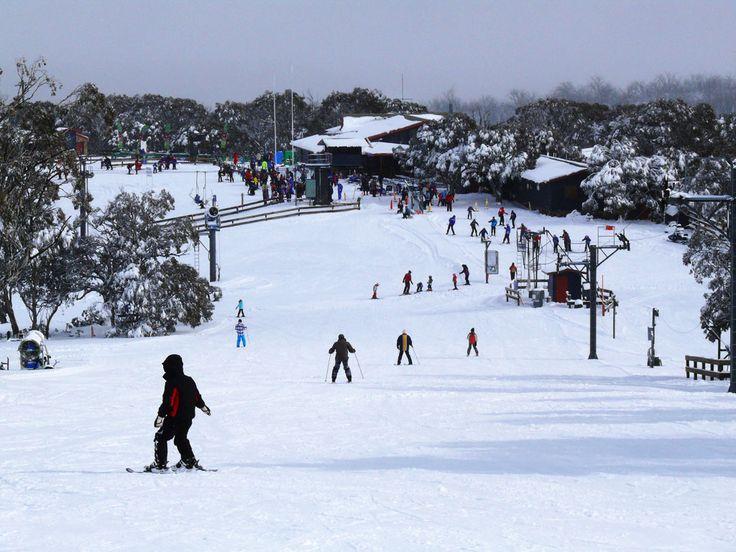 Selwyn Snowfields – Snowy Mountains, New South Wales