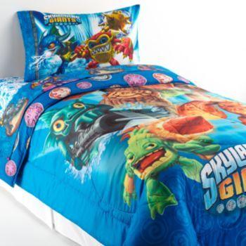 Skylander Bed Sheets