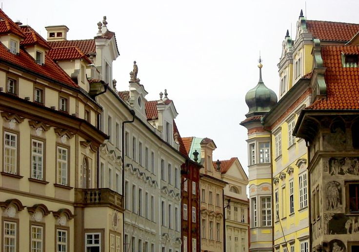 Prague Scapes - null