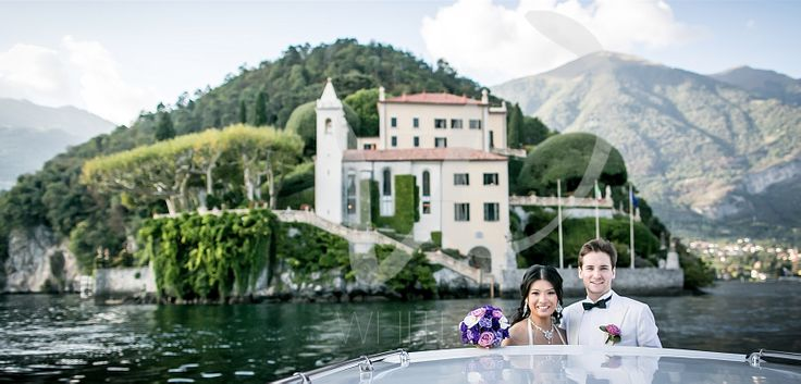 From the ceremony to the receipt passing by one of the best venues of Lake Como: Villa Del Balbianello.