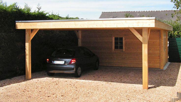 38 best Garage beton images on Pinterest Architecture, Carport