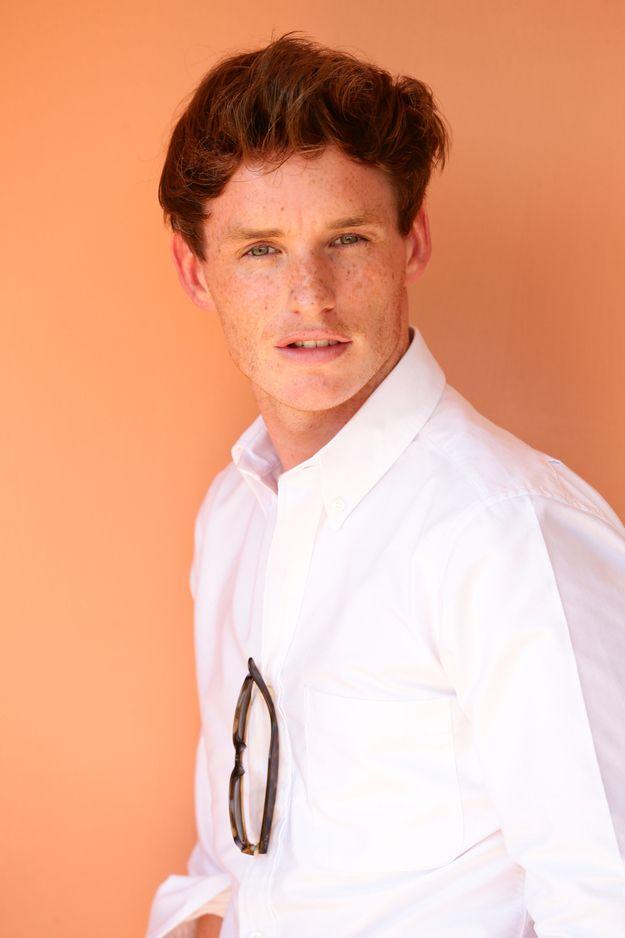 Eddie Redmayne | The 27 Hottest Celebrity Gingers YUM.