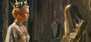 Cherlize Theron and the Magic Mirror in Snow White and the Huntsman ~ I cant WAIT for this movie!!!
