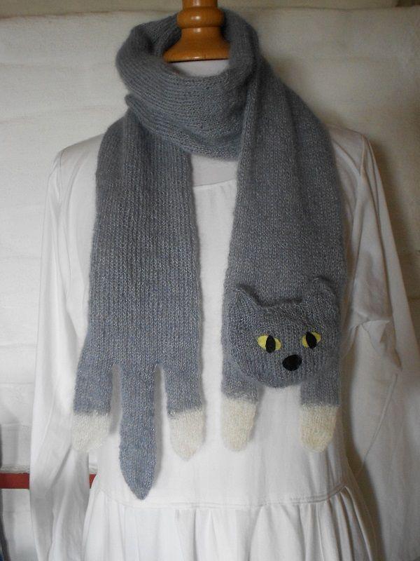 kissakaulaliina ( cat scarf)