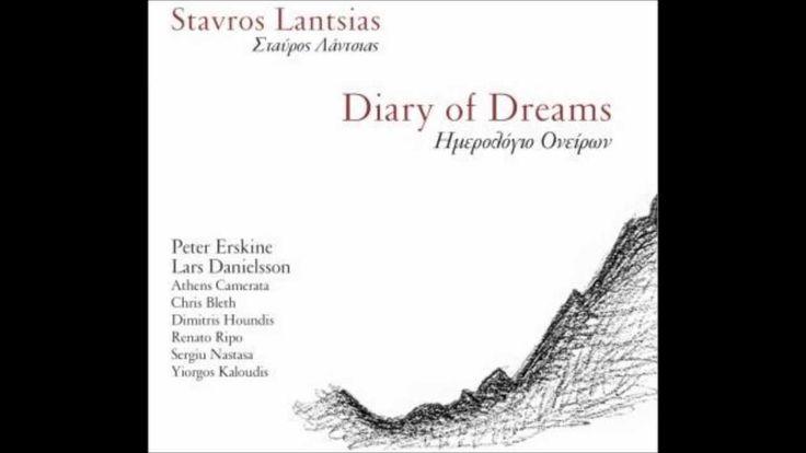 #Greek composer Stavros Lantsias, 'Restless'