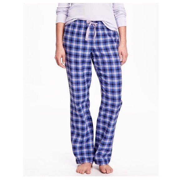 New Old Navy Women's Flannel Pajama Pants - Plaid Size xlarge Old Navy Intimates & Sleepwear Pajamas