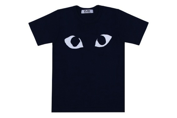 PLAY COMME des Garcons Navy