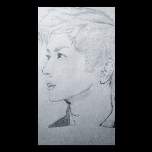 @luexolu mi dibujo de Luhan awww el es tan lindo ♥♥♥♥♥♥♥♥♥♥♥♥♥♥♥♥♥♥♥♥♥♥♥ @7_luhan_m
