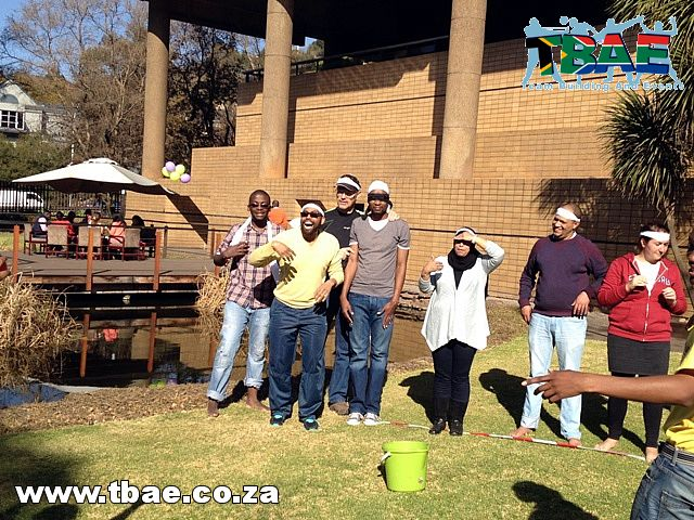Nedbank Sandton Corporate Fun Day Team Building Muldersdrift
