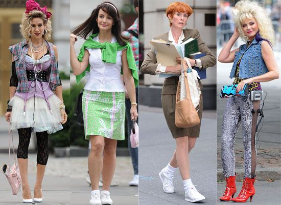 Here are some style of people dressing in the 80 39 s this is a few different types reflecting Celeb style fashion uk