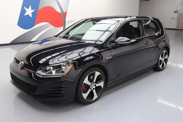 Awesome Amazing 2016 Volkswagen Golf  2016 VOLKSWAGEN GTI S 6-SPEED REAR CAM HTD SEATS 15K MI #014891 Texas Direct 2018 Check more at http://auto24.ml/blog/amazing-2016-volkswagen-golf-2016-volkswagen-gti-s-6-speed-rear-cam-htd-seats-15k-mi-014891-texas-direct-2018/