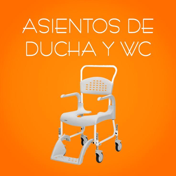 Mejores 19 im genes de ortopedia asientos de ducha y wc for Asientos para duchas