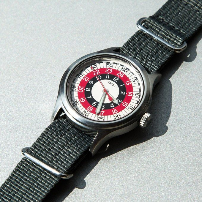 Timex and Todd Snyder Team Up for a Watch That Really Hits the Mark