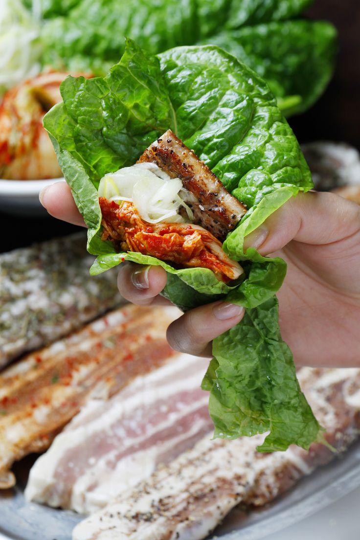 7種類の味でサムギョプサル楽しめるお店 VEGE-PIG