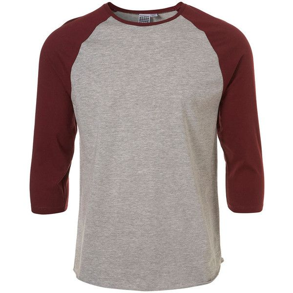 Long Sleeve T-shirts 2 for  ($15) ❤ liked on Polyvore featuring tops, t-shirts, shirts, men, long sleeves, baseball tees, guys, longsleeve shirt, baseball tee shirt and shirts & tops