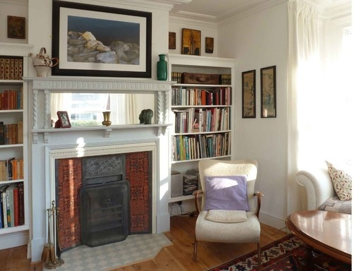 109 Best Images About Alcove Shelves On Pinterest