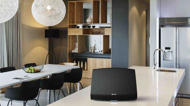 Denon Heos 5 HS2 Multiroom Bluetooth speaker   In the world of multiroom wireless audio Heos by Denon was the first convincing audio alternative to market leader Sonos. It was just as easy to set-up as its better known rival and offered comparable product