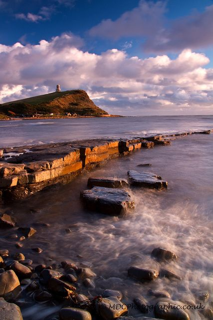 Kimmeridge Bay Dorset UK - by MDCPhotographic