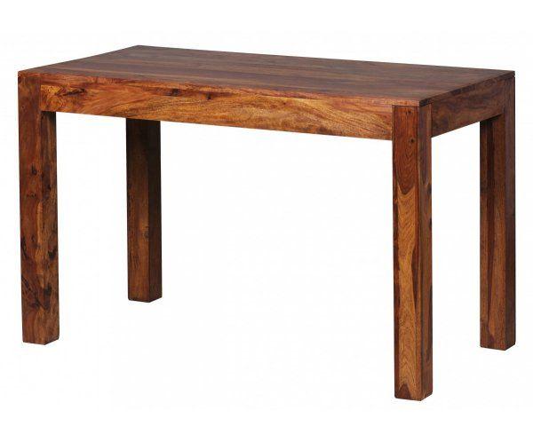 Lagos Stół Drewniany Sheesham 120 x 60 x 76 cm  - 1