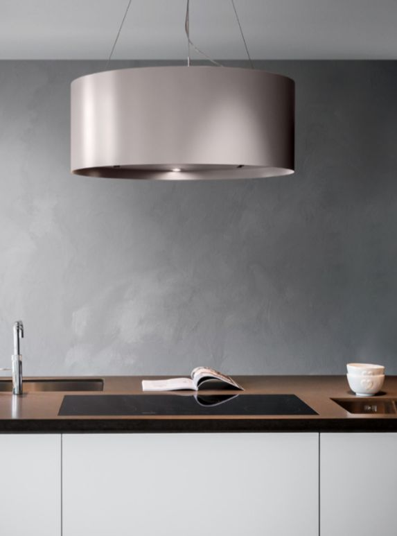 Eilandafzuigkap design. Wave Kitchen Design #keuken #design #afzuigkap