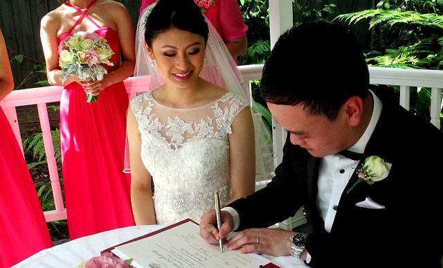 Chinese Marriage Celebrant   Chinese Wedding Ceremonies