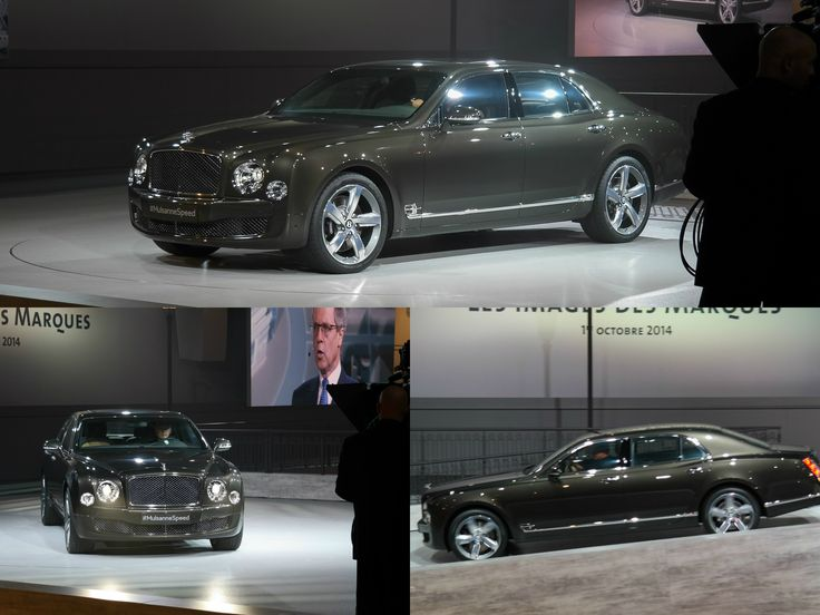 2015 Bentley Mulsanne Speed Shows Up at Paris Motor Show [Live Photos] http://www.autoevolution.com/news/2015-bentley-mulsanne-speed-shows-up-at-paris-motor-show-live-photos-87136.html