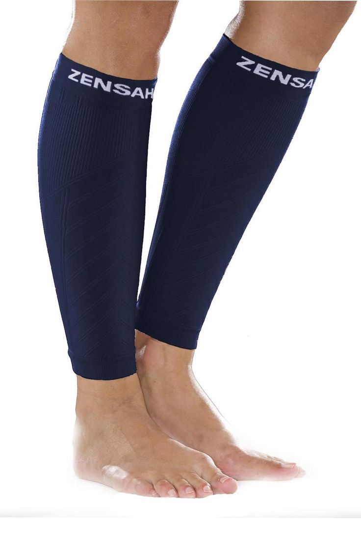 Compressive leg sleeves. Reduce fatigue, prevents shin splints. I would rather have black or gray.